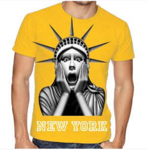 camisetas de New York