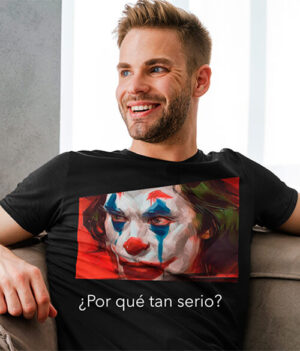 Camisetas de jokers